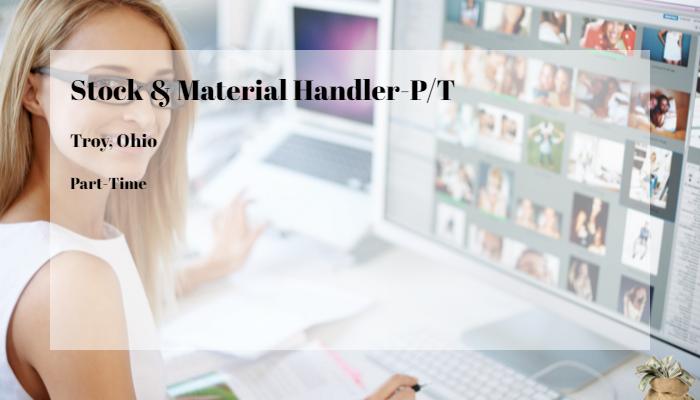 Stock U0026 Material Handler P/T American Honda Motor Company Troy, Ohio