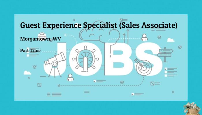 Guest Experience Specialist Sales Associate Petco Morgantown Wv