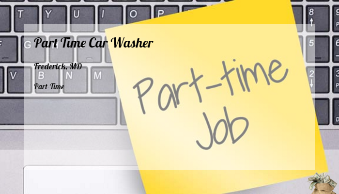Part Time Car Washer Enterprise Holdings Frederick Md Part Time