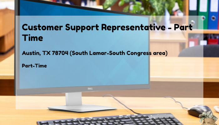 Customer Support Representative Part Time Healthy Back Institute