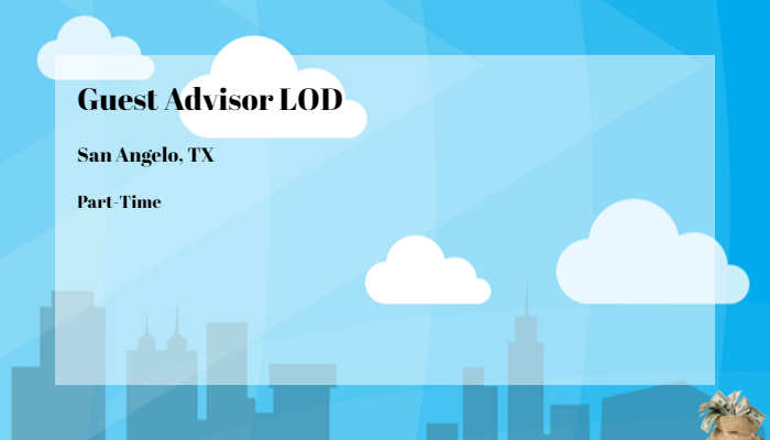 Guest Advisor Lod Petco San Angelo Tx Part Time Jobs 2019 Hiring