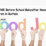 need a babysitter job