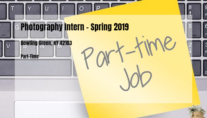 Photography Intern Spring 2019 Inked Brands Bowling Green Ky