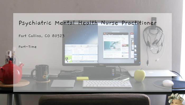 Psychiatric Mental Health Nurse Practitioner Deer Oaks Mental Health