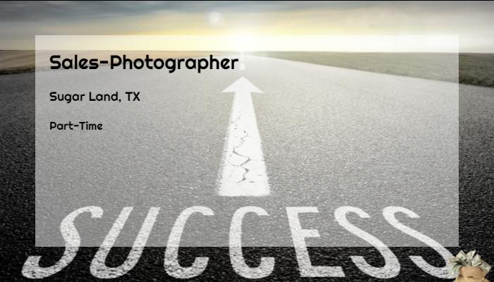 Sales Photographer Mom365 Inc Sugar Land Tx Part Time Jobs 2019