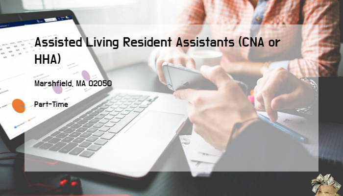 Assisted Living Resident Assistants Cna Or Hha Village At