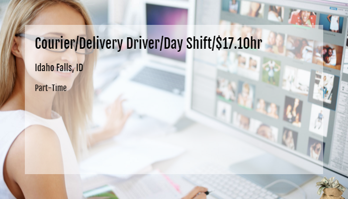 Courier Delivery Driver Day Shift 17 10hr Fedex Express Idaho Falls