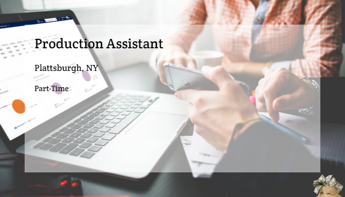 Production Assistant Wptz Tv Plattsburgh Ny Part Time Jobs 2019