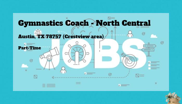 Gymnastics Coach North Central Jump Gymnastics Austin Tx 78757