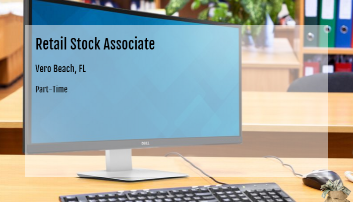 Retail Stock Associate Rooms To Go Vero Beach Fl Part Time Jobs