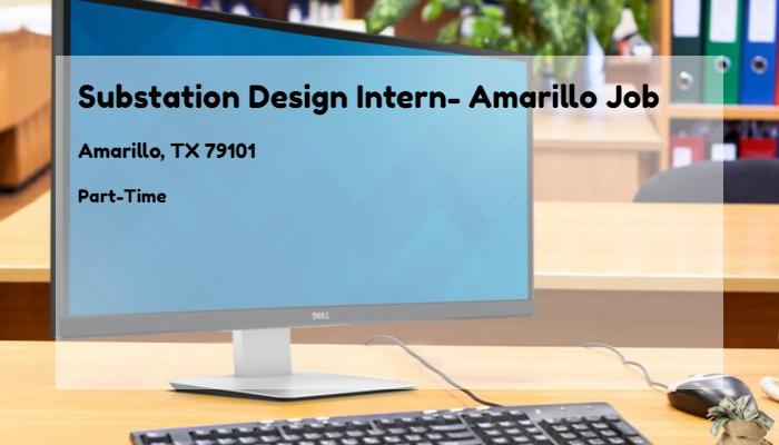 Substation Design Intern Amarillo Job Xcel Energy