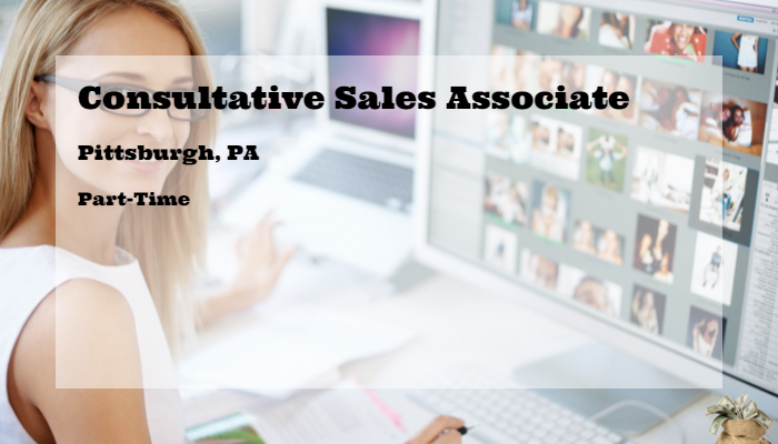 Consultative Sales Associate Sears Pittsburgh, PA - Part