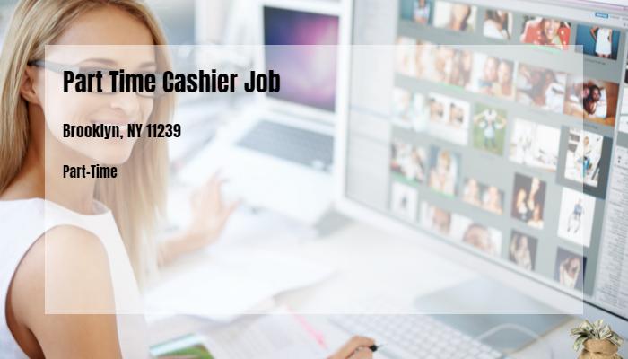 Part Time Cashier Job BJ's Wholesale Club, Inc  Brooklyn, NY 11239